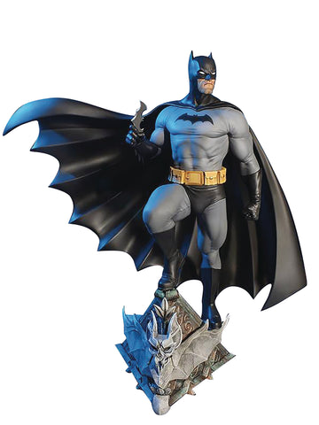 BATMAN SUPER POWERS MAQUETTE VARIANT