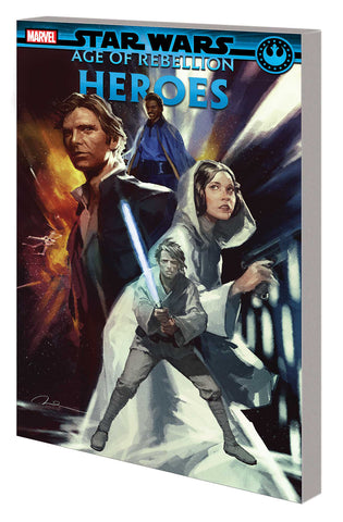 STAR WARS AGE OF REBELLION GRAPHIC NOVEL HEROES