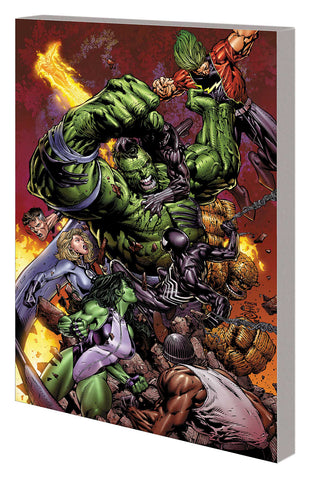 Hulk: World War Hulk Graphic Novel, New Printing