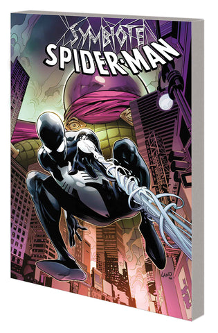 SYMBIOTE SPIDER-MAN GRAPHIC NOVEL