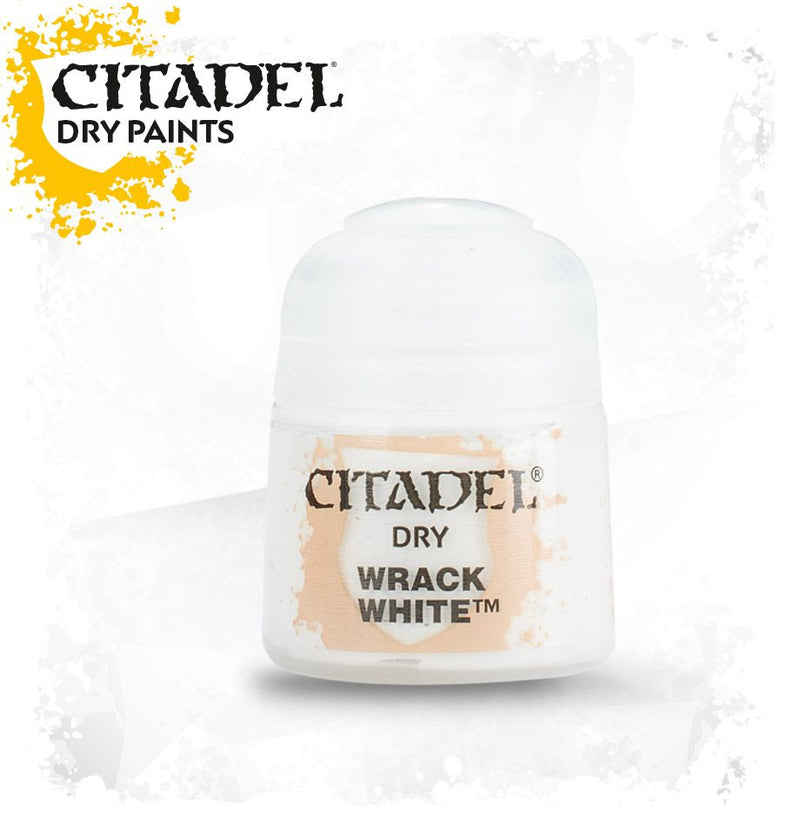 Citadel Dry: Wrack White - Citadel Painting Supplies - The Hooded Goblin