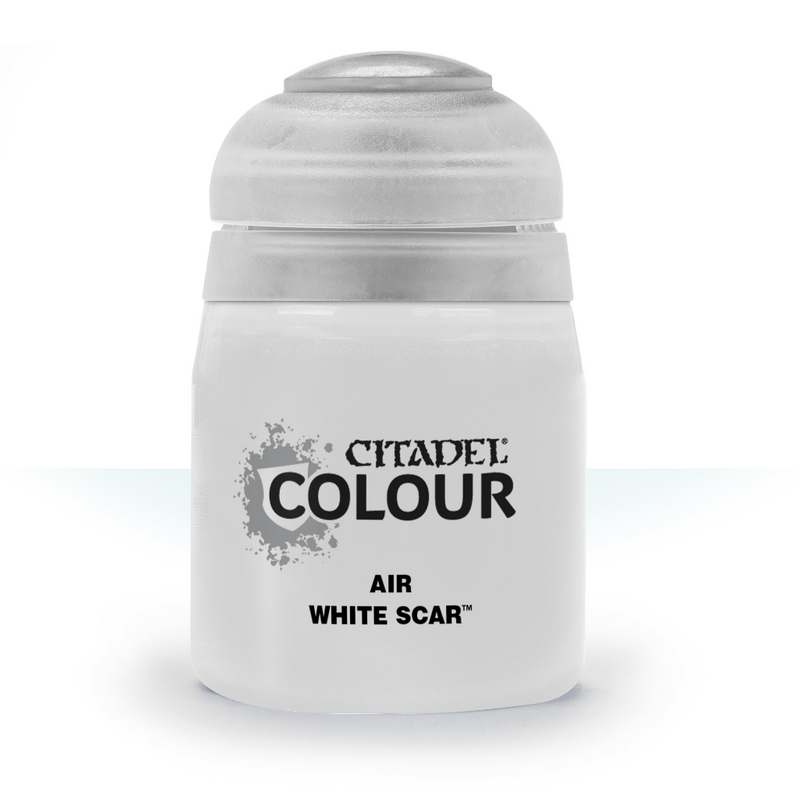 Air: White Scar (24Ml) - Citadel Painting Supplies - The Hooded Goblin