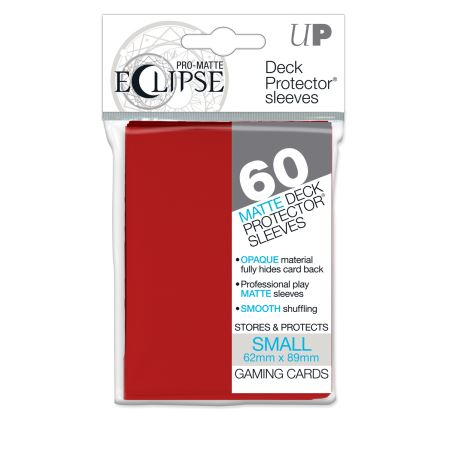 UP D-PRO SML ECLIPSE APPLE RED MATTE 60CT
