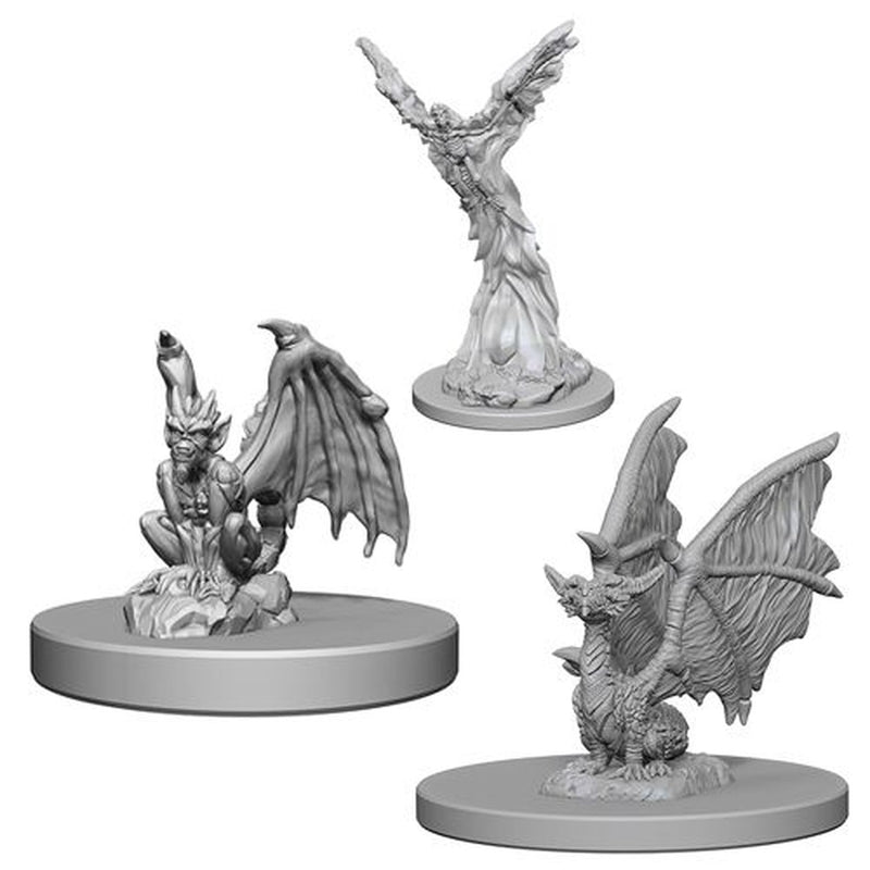 Dungeons & Dragons Nolzur's Marvelous Miniatures: Familiars - Roleplaying Games - The Hooded Goblin