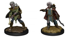 WizKids Wardlings: Zombie Male & Zombie Female