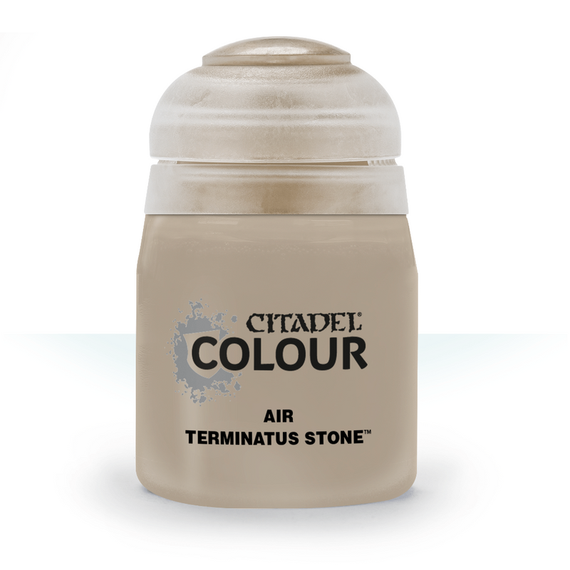 Air: Terminatus Stone (24Ml) - Citadel Painting Supplies - The Hooded Goblin