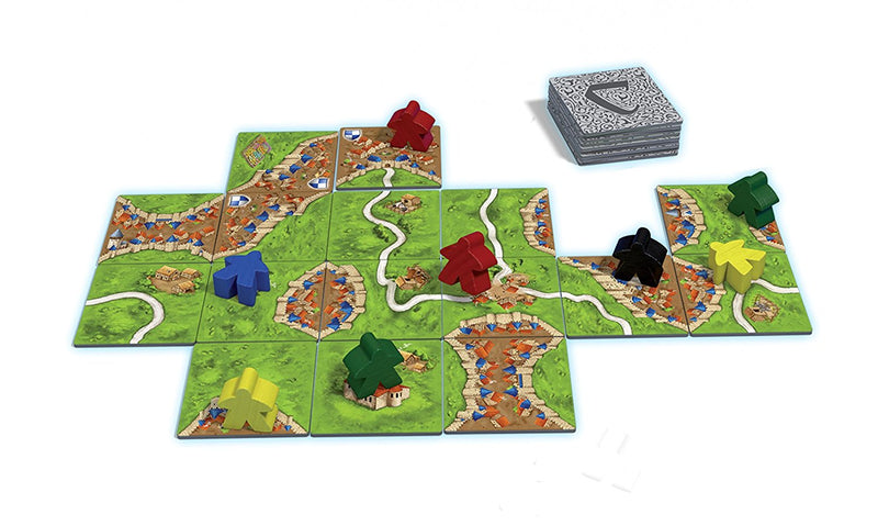 Carcassonne - Board Game - The Hooded Goblin