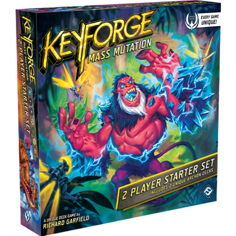KEYFORGE: MASS MUTATION - 2 PLAYER STARTER