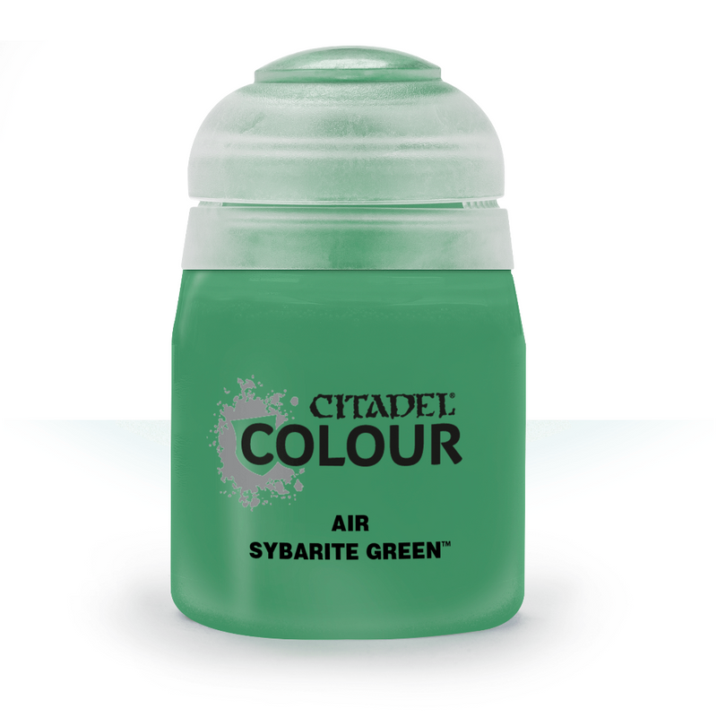 AIR: SYBARITE GREEN (24ML) - Citadel Painting Supplies - The Hooded Goblin