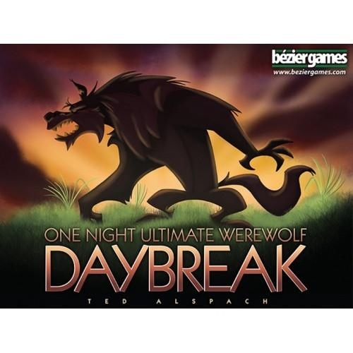 ONE NIGHT ULTIMATE WEREWOLF - DAYBREAK - Board Game - The Hooded Goblin