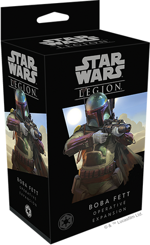 STAR WARS: LEGION - BOBA FETT OPERATIVE UNIT EXPANSION