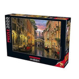 Venice at Dusk - 3000pc Jigsaw Puzzle by Anatolian