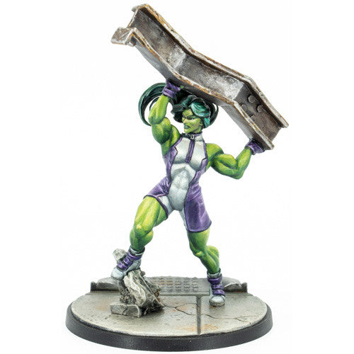 Crisis Protocol: She Hulk - Marvel Crisis Protocol - The Hooded Goblin