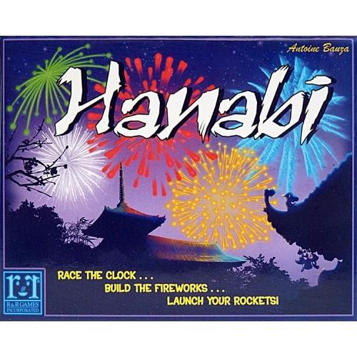 Hanabi - Board Game - The Hooded Goblin