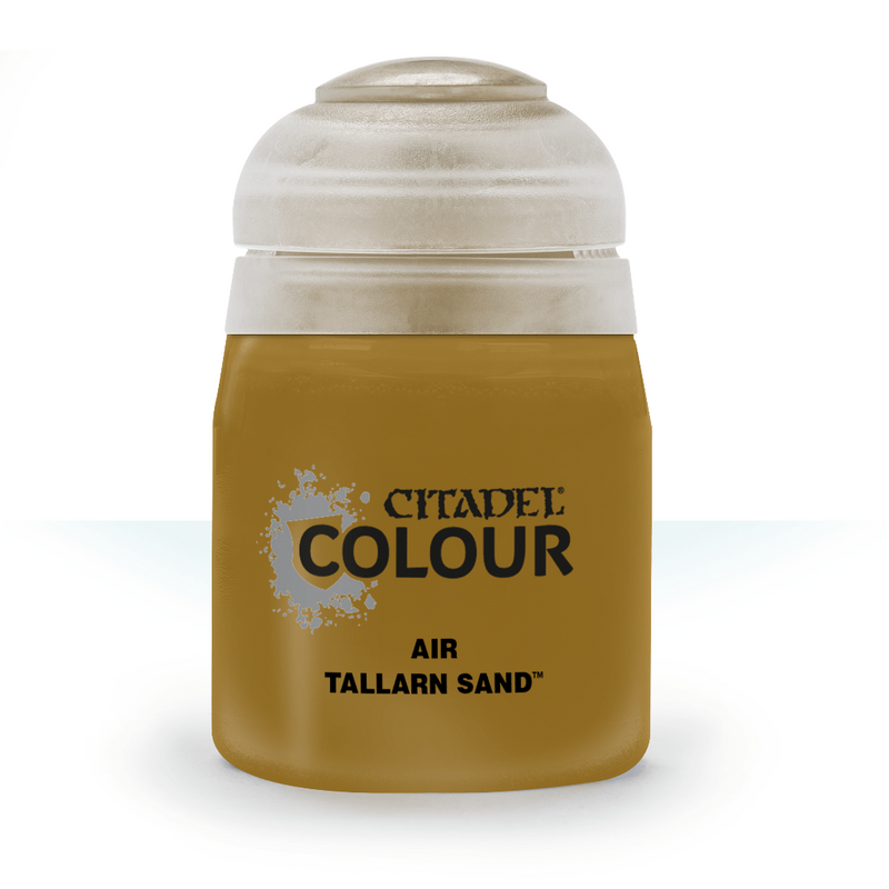 AIR: TALLARN SAND (24ML) - Citadel Painting Supplies - The Hooded Goblin