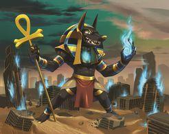 KING OF TOKYO/KING OF NEW YORK - MONSTER PACK - ANUBIS - Board Game - The Hooded Goblin