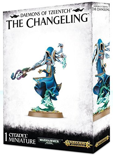 Daemons of Tzeentch: The Changeling - Warhammer: Age of Sigmar - The Hooded Goblin