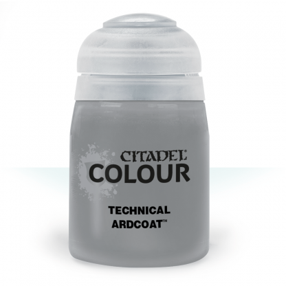 TECHNICAL: 'ARDCOAT (24ML) - Citadel Painting Supplies - The Hooded Goblin
