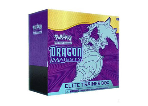 Dragon Majesty Elite Train Box