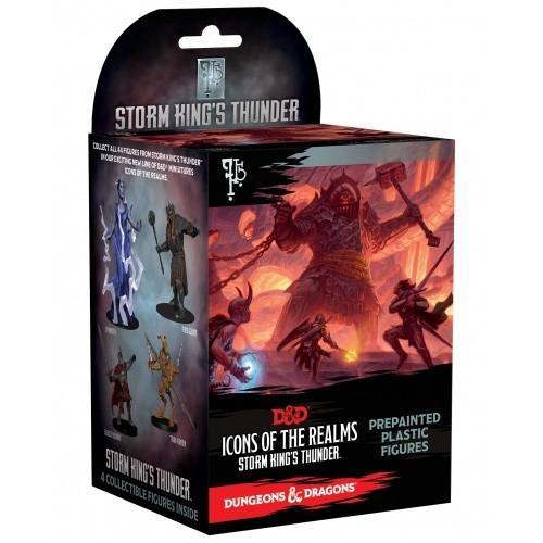 DUNGEONS AND DRAGONS MINIS - ICONS OF THE REALMS STORM KING'S THUNDER BOOSTER PACK - Dungeons and Dragons - The Hooded Goblin