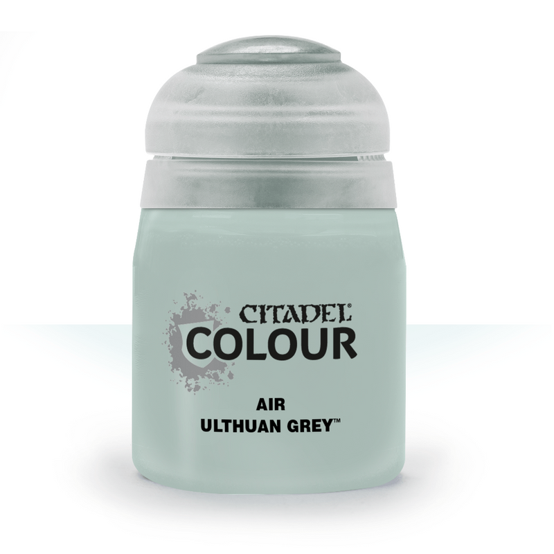 Air: Ulthuan Grey (24Ml) - Citadel Painting Supplies - The Hooded Goblin