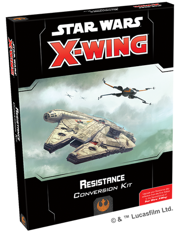 STAR WARS: X-WING - SECOND EDITION - RESISTANCE CONVERSION KIT