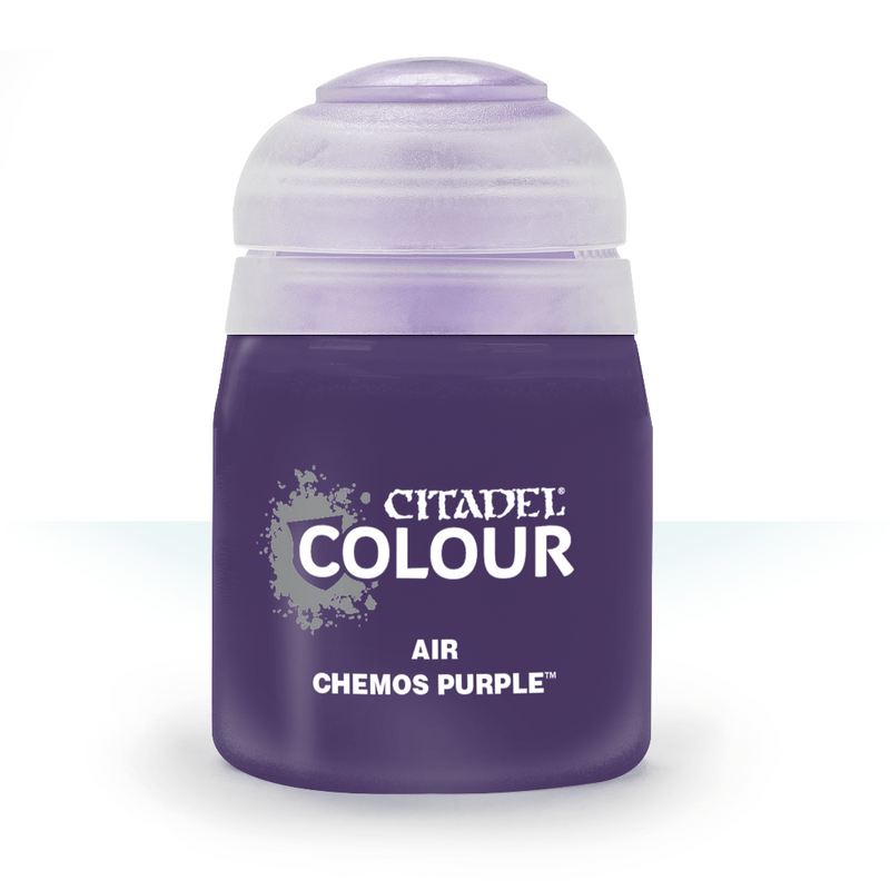 Air: Chemos Purple (24Ml) - Citadel Painting Supplies - The Hooded Goblin