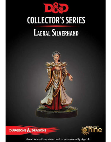 D&D Collector's Series Laeral Silverhand Mini