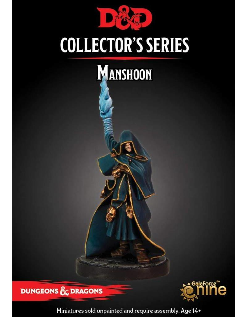 D&D Collector's Series Manshoon Mini - Roleplaying Games - The Hooded Goblin