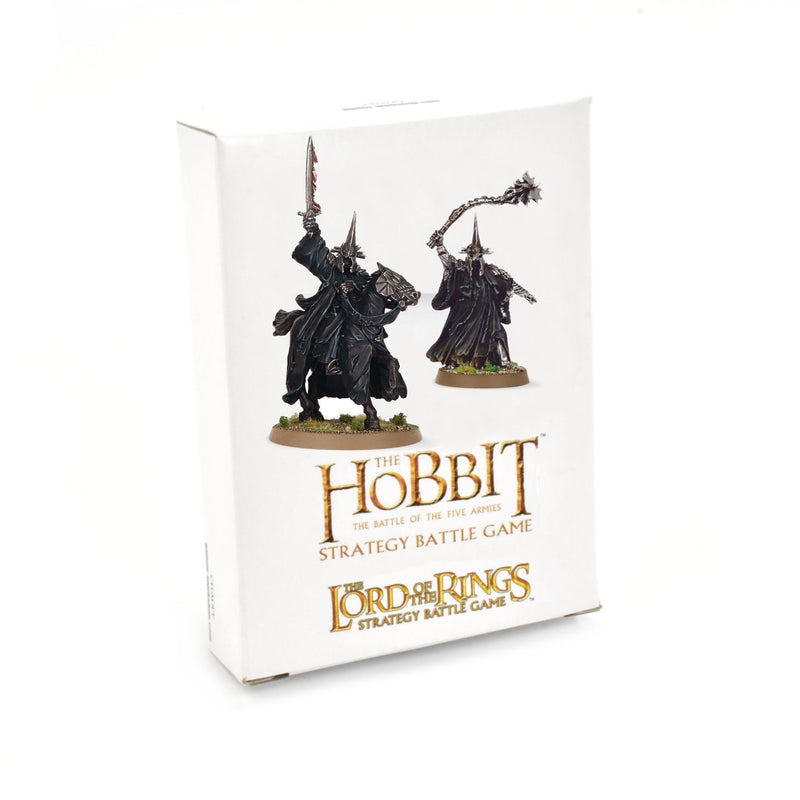 The Witch-king of Angmar™ (Foot & Mounted) - Middle Earth Strategy Battle Game - The Hooded Goblin