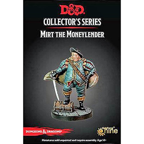 Waterdeep Dragon Heist Mirt the Moneylender (1 Fig)