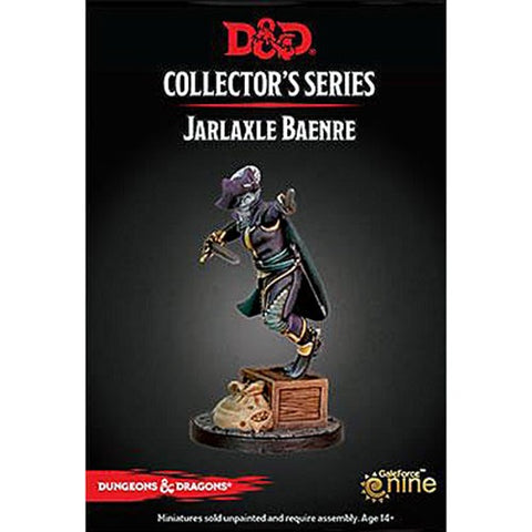 Dungeons & Dragons Collector's Series: Dragon Heist - Jarlaxle Baenre