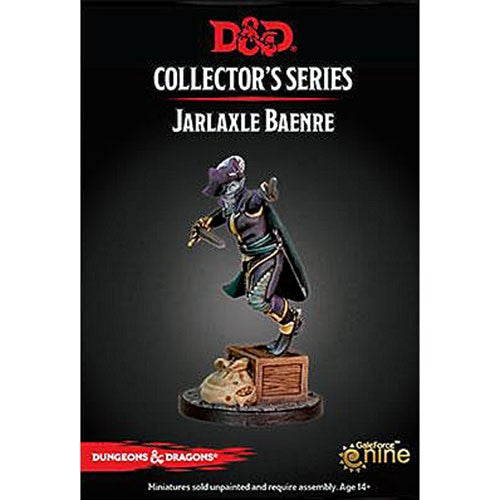 Dungeons & Dragons Collector'S Series: Dragon Heist - Jarlaxle Baenre - Dungeons and Dragons - The Hooded Goblin