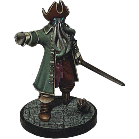 D&D Collector's Series: Dungeon of the Mad Mage - Captain N'ghathrod