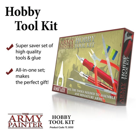 The Army Painter Wargames Hobby Tool Kit