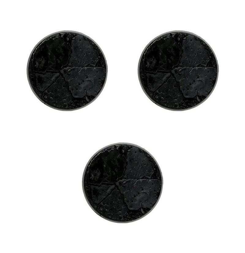Citadel 60mm Round Textured Bases - Citadel Supplies - The Hooded Goblin