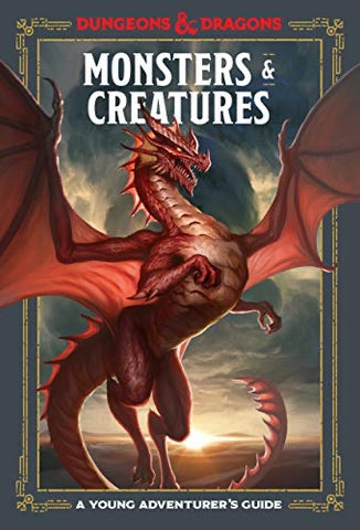 "Dungeons & Dragons ""A Young Adventurers Guide"": Monsters & Creatures"