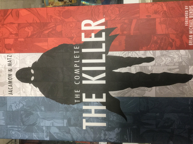 The Complete The Killer TP - Graphic Novel - The Hooded Goblin