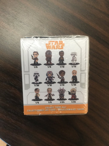 Star Wars Mystery Bobble Head
