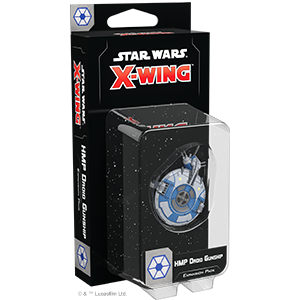 X-WING: HMP Droid Gunship