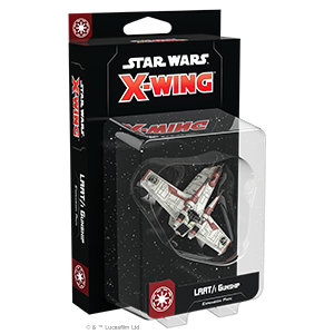X-WING: LAAT/i Gunship Expansion Pack