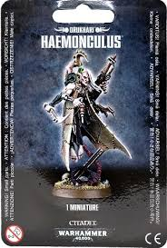 Haemonculus - Warhammer: 40k - The Hooded Goblin