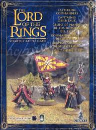Easterling Commanders - Middle Earth Strategy Battle Game - The Hooded Goblin