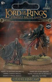 Khamûl The Easterling - Middle Earth Strategy Battle Game - The Hooded Goblin