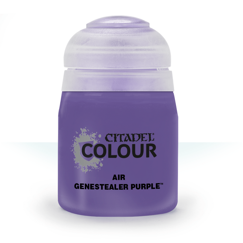 Air: Genestealer Purple (24Ml) - Citadel Painting Supplies - The Hooded Goblin