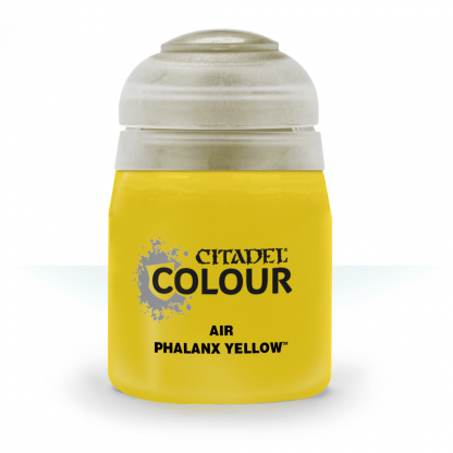 AIR: PHALANX YELLOW (24ML)