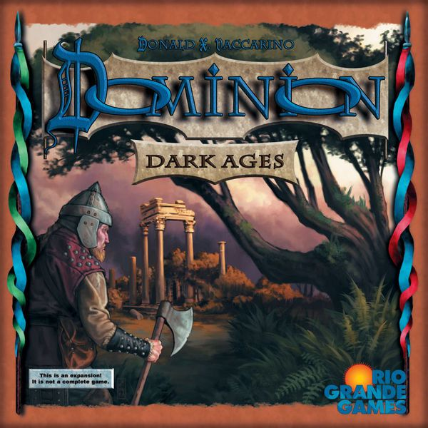 Dominion Dark Ages - Card Game - The Hooded Goblin