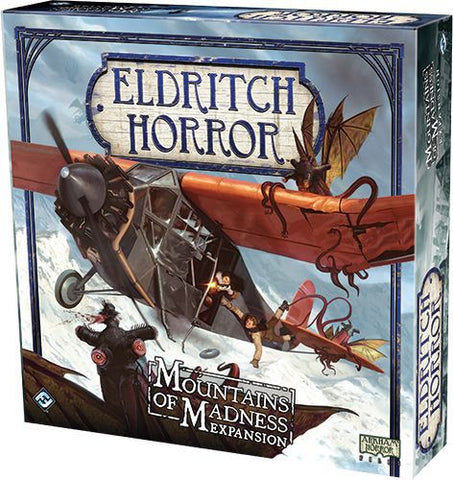 Eldritch Horror Mountain of Madness
