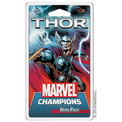 Marvel Champions LCG: Thor Hero Pack - Marvel Champions - The Hooded Goblin