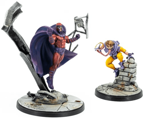 Marvel Crisis Protocol: Magneto & Toad - Marvel Crisis Protocol - The Hooded Goblin